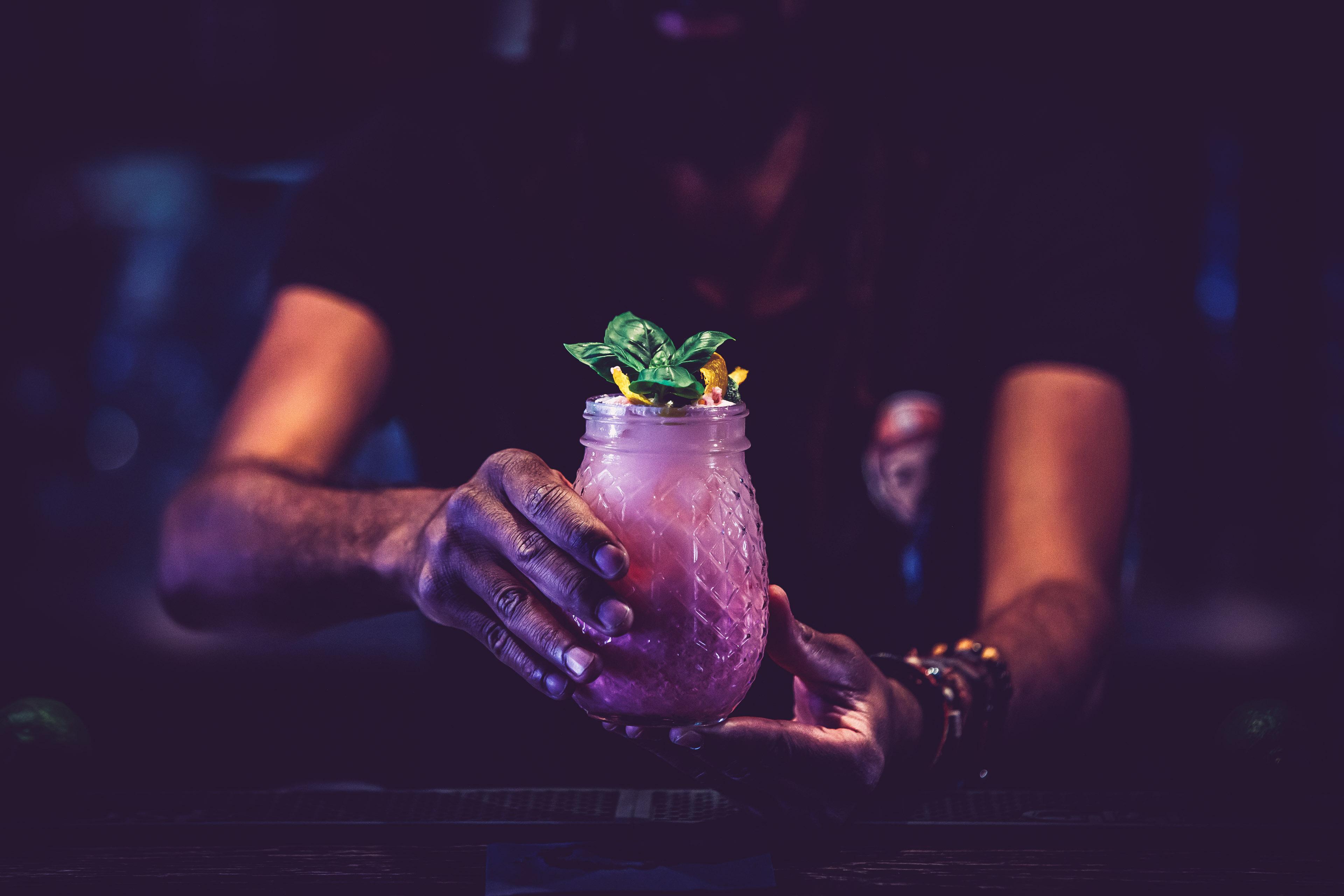 Pink & Rose Fizz Gin
