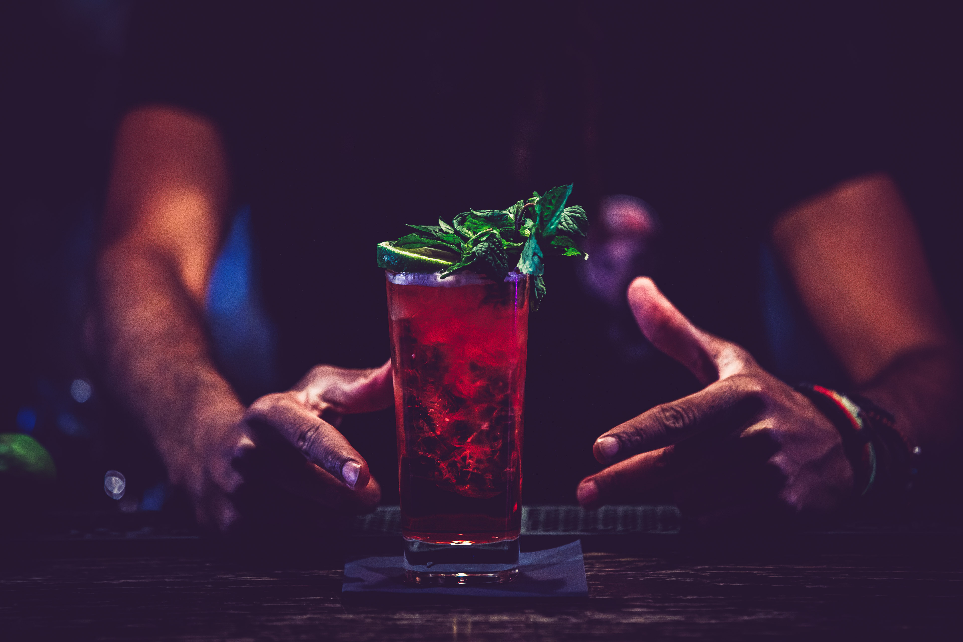 Royal & Hibiscus Collins