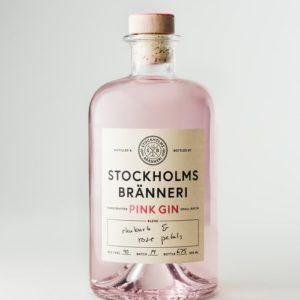 Stockholms Bränneri Pink Gin - The Taste of Swedish Summer