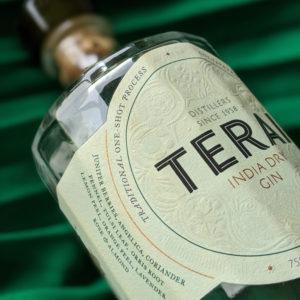 Terai - The Newest Craft Gin in India