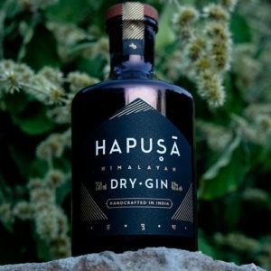 Hapusa Himalyan Dry Gin - 100 % Indian Flavour