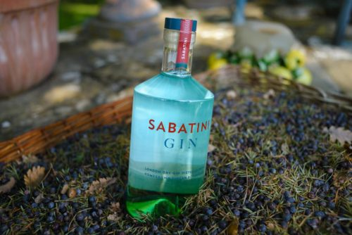 The Hills of Tuscany Sabatini -History of a Distillery -