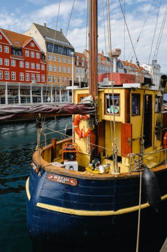 Copenhagen Distillery-Handmade Organic Gin