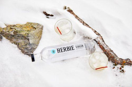 Herbie Virgin-Lavender and Green Apple