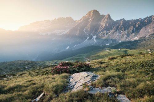 Alpes-mountains