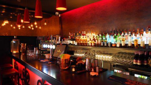 Bar Lounge Salle Europe