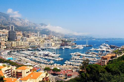 Gin in Monaco