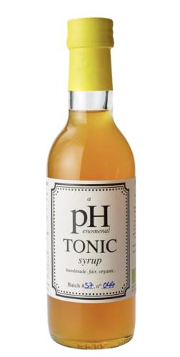 pHenomenal TONIC Syrup